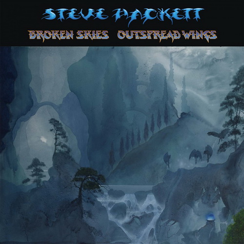 Steve Hackett - Broken Skies Outspread Wings (2018, ADVD5)