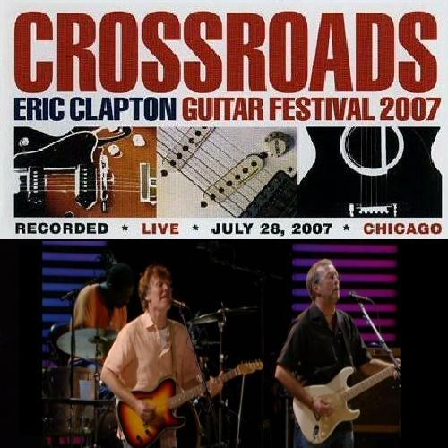 Eric Clapton - Crossroads, Toyota Park (2007, DVD5)