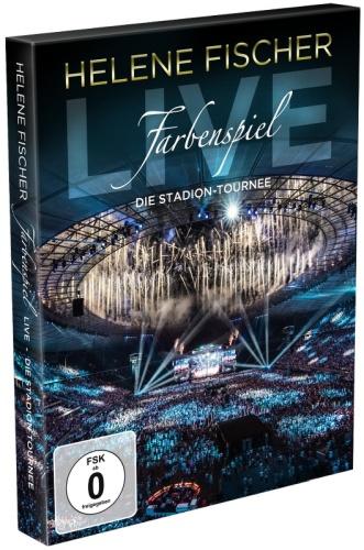 Helene Fischer - Farbenspiel Live Die Stadion Tournee (2018, DVD9, DVD5)