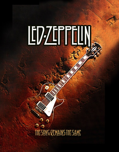 Led Zeppelin - The Song Remains The Same (1976, Blu-Ray Remux 1080p)
