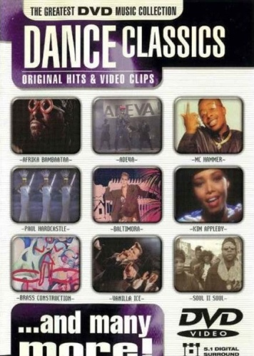 Dance Classics - Original Hits & Video Clips (2002, DVD5)