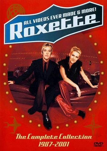 Roxette - All Videos Ever Made And More (2001, DVD9)