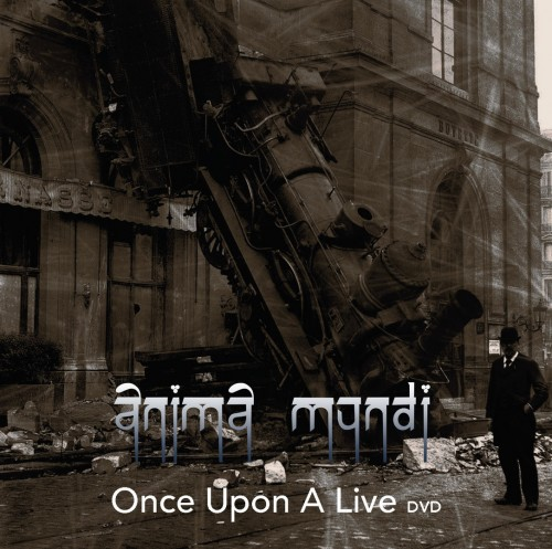 Anima Mundi - Once Upon A Live (2018, DVD9)