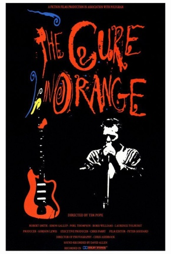 The Cure - In Orange (1987, DVD5)