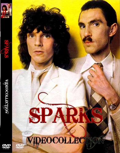 Sparks - Video collection (2010, DVD5)