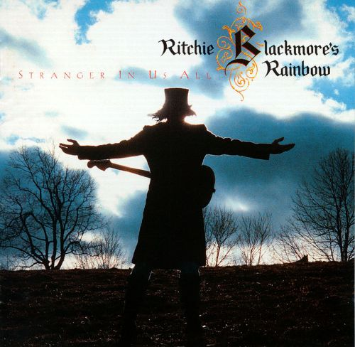 Ritchie Blackmore's Rainbow - Stranger in us All (1995, DVD5)
