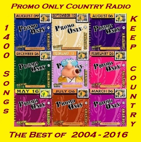 download Promo Only Country Radio - Vol. 54