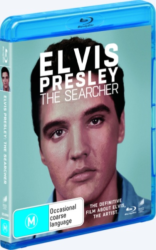 Elvis Presley - The Searcher (2018, Blu-ray)