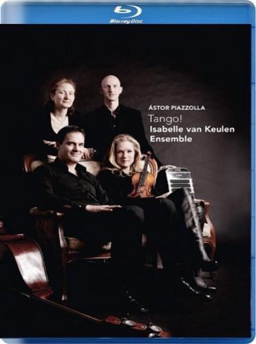 Astor Piazzolla - Tango (2013, Blu-ray)