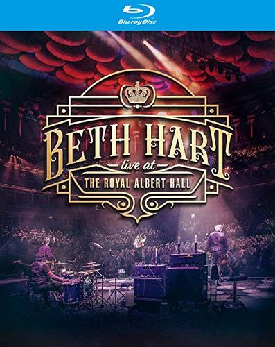Beth Hart - Live at The Royal Albert Hall (2018, Blu-ray)