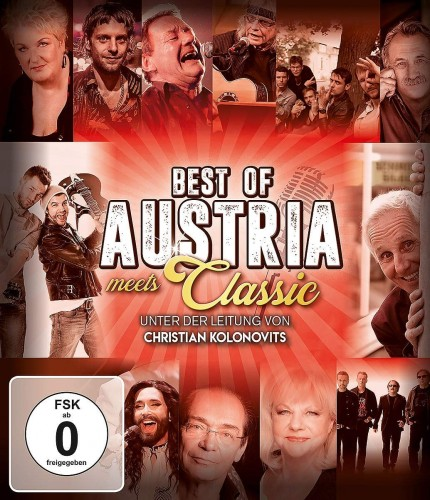 Best of Austria Meets Classic (2018, Blu-ray)