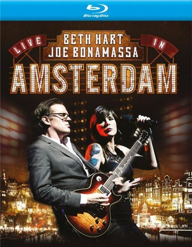 Beth Hart Joe Bonamassa - Live in Amsterdam (2014, Blu-ray)
