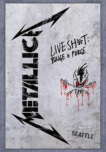 Metallica - Live Shit: Binge & Purge - Seattle (1989, DVDRip)