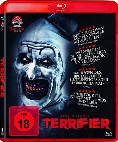 download Terrifier (2016)