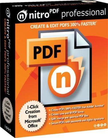 Nitro Pdf Pro v12.7.0.395