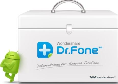 Wondershare Dr.Fone for Android v8.3.2.62