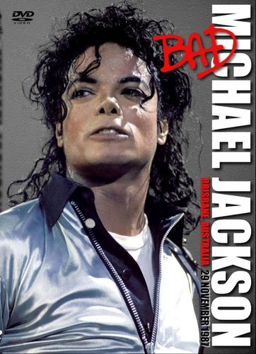 Michael Jackson - Bad Tour Live At Wembley 1988 (2012, DVD9)