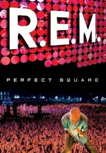 R.E.M. - Perfect Square (2003, DVD9)
