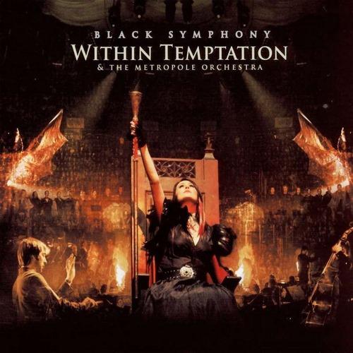 Within Temptation & Metropole Orchestra - Black Symphony (2008, BDRip 1080p)