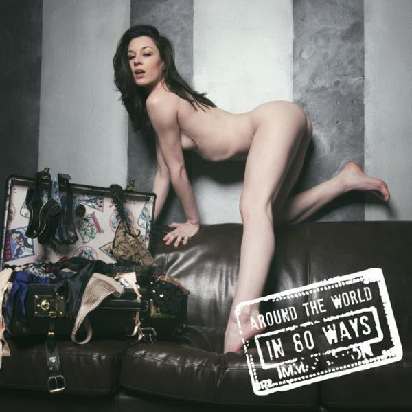 Stoya - Around The World In 80 Ways Episode 07 Barcelona (HD)