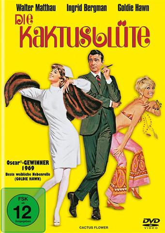 download Die Kaktusblüte (1969)