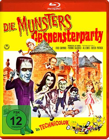 download Die Munsters: Gespensterparty