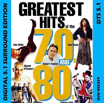 Flac - Greatest Hits Of The 70s & 80s