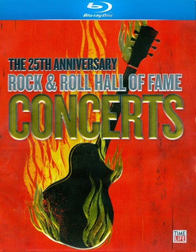 The 25th Anniversary Rock & Roll Hall of Fame Concerts (2009, BDRip 1080p)