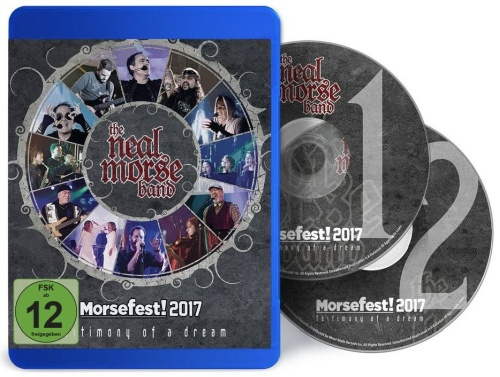 download The Neal Morse Band - Morsefest! 2017 (2018, 2xBlu-ray)