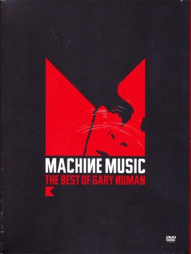 download Gary Numan - Machine Music The Best Of Gary Numan (2012, DVD9)