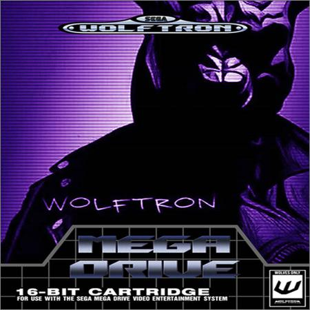 Wolftron - Mega Drive (EP) (2018)