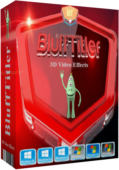 BluffTitler Ultimate v14.1.1.8 + Portable