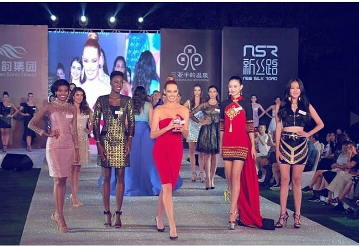 miss world 2018: fast track top model. vencedora: miss france. 6yubio8l