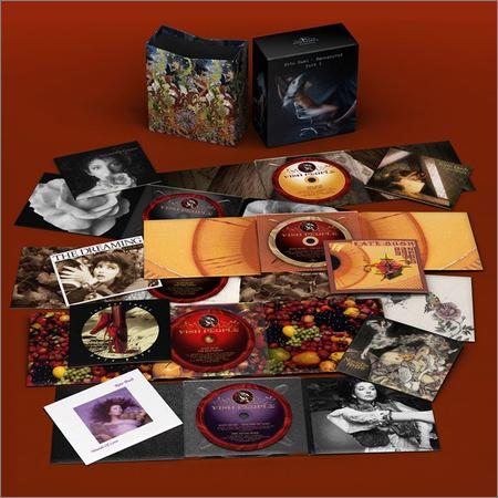 Kate Bush - Remastered Part I (Box Set 7 CD) (2018)