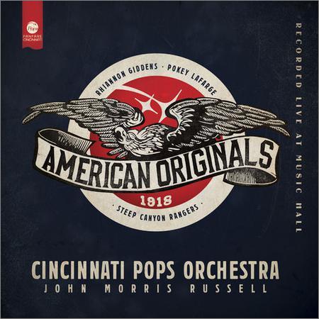 Cincinnati Pops Orchestra - American Originals 1918 (2018)