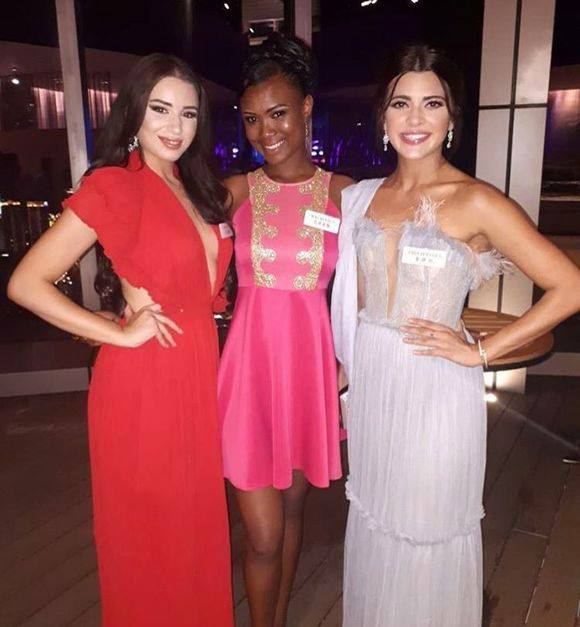 candidatas a miss world 2018, part II. final: 8 dec. sede: sanya. - Página 5 44r6k43z