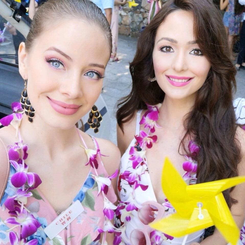 candidatas a miss world 2018, part II. final: 8 dec. sede: sanya. - Página 3 Aaj2qazn