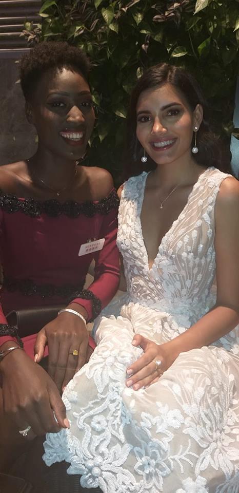 candidatas a miss world 2018, part II. final: 8 dec. sede: sanya. - Página 4 Epjj6m86