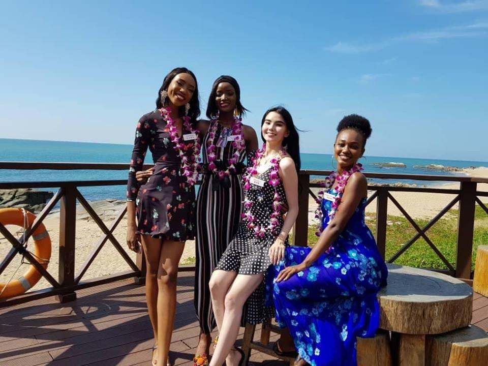 candidatas a miss world 2018, part II. final: 8 dec. sede: sanya. - Página 4 Eyax7mga