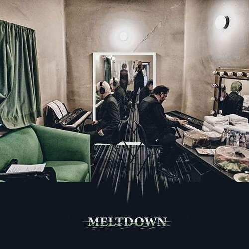 King Crimson - Meltdown: Live in Mexico (2018, Blu-ray)