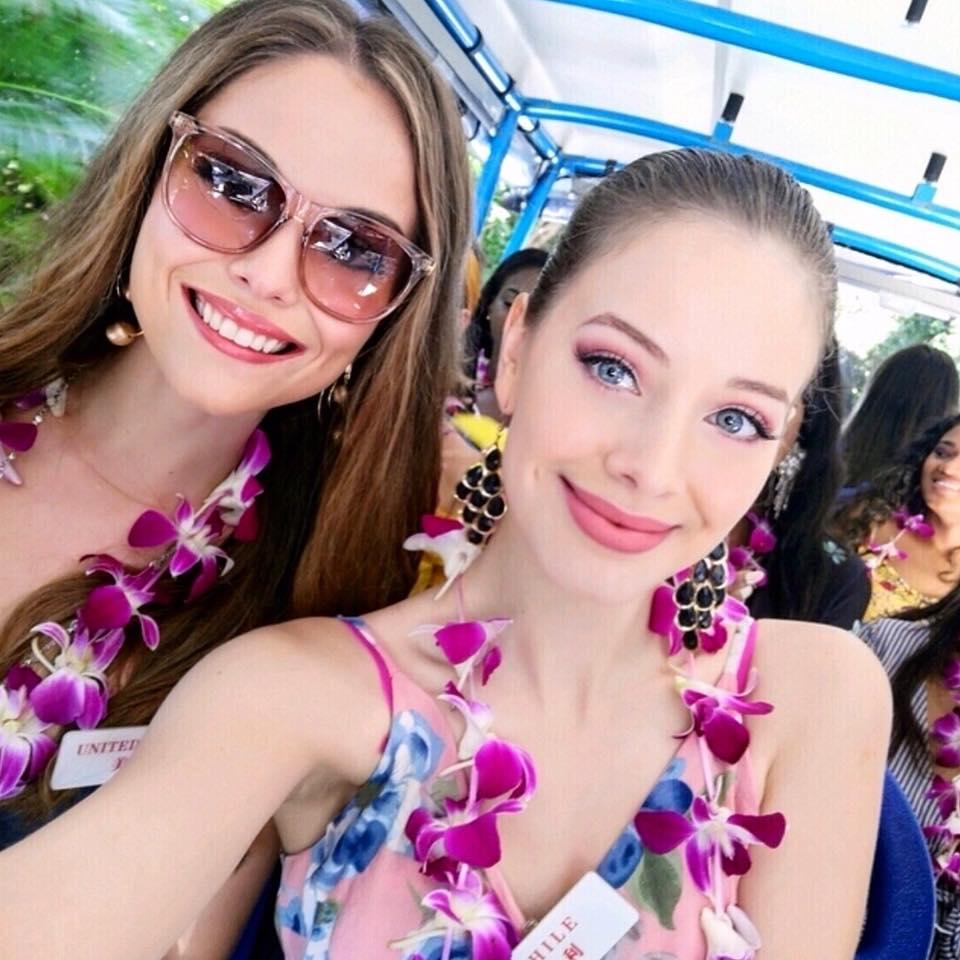 candidatas a miss world 2018, part II. final: 8 dec. sede: sanya. - Página 3 O9anovz3