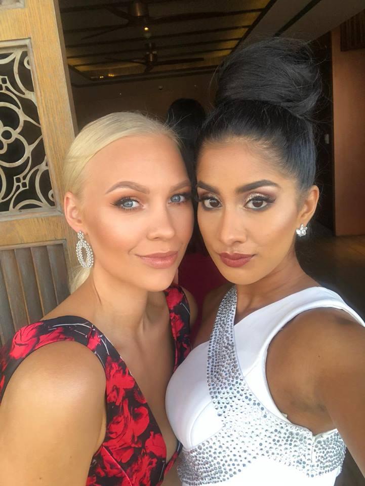 candidatas a miss world 2018, part II. final: 8 dec. sede: sanya. - Página 5 P25kppzd