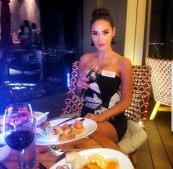 candidatas a miss world 2018, part II. final: 8 dec. sede: sanya. - Página 3 Qjn6y74y