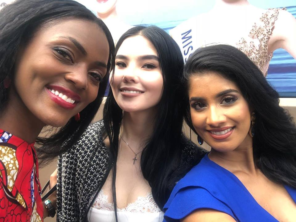 candidatas a miss world 2018, part II. final: 8 dec. sede: sanya. - Página 5 Rrrgvobq