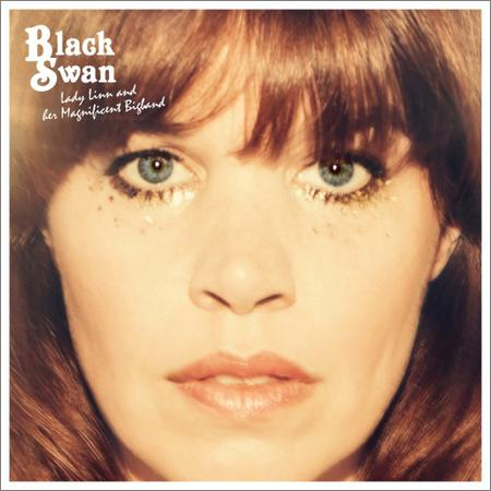 Lady Linn and Her Magnificent Bigband - Black Swan (2018)