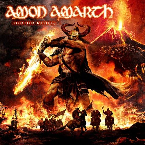 Amon Amarth - Surtur Rising (2011, DVD9)