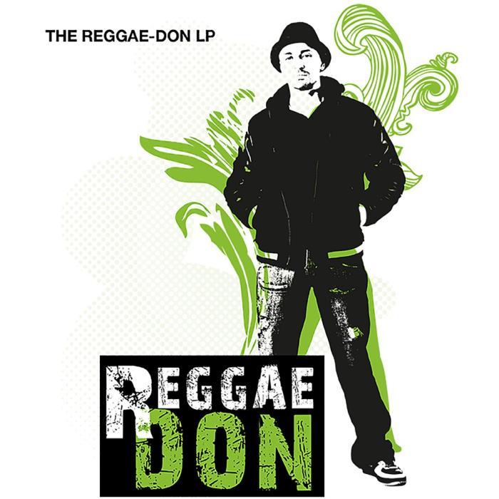 Reggae Don - The Reggae Don LP (2018)