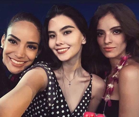 candidatas a miss world 2018, part II. final: 8 dec. sede: sanya. - Página 6 Uyh3yngw