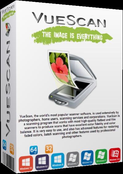 Hamrick VueScan Pro v9.6.30 (x32-x64) + Portable