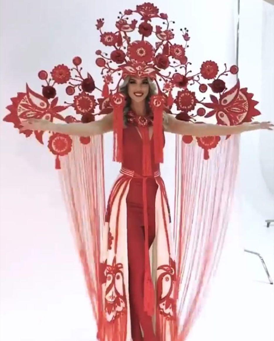 trajes tipicos de candidatas a miss universe 2018. C3ety49d